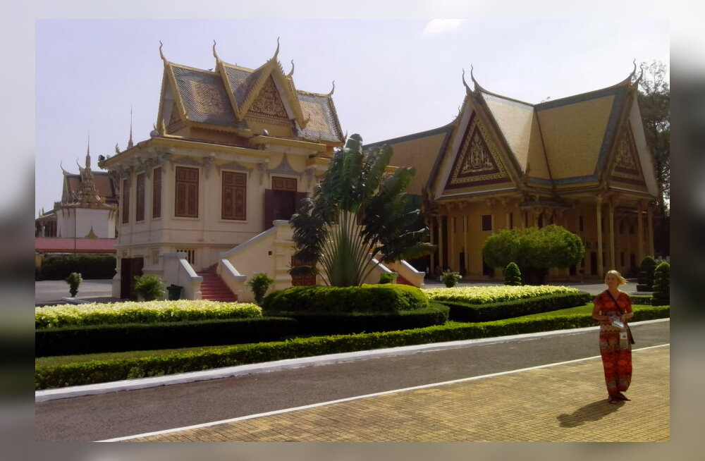 """Reisikiri Kambodžast, 5. osa: """"esimene"""" Kambodža"""