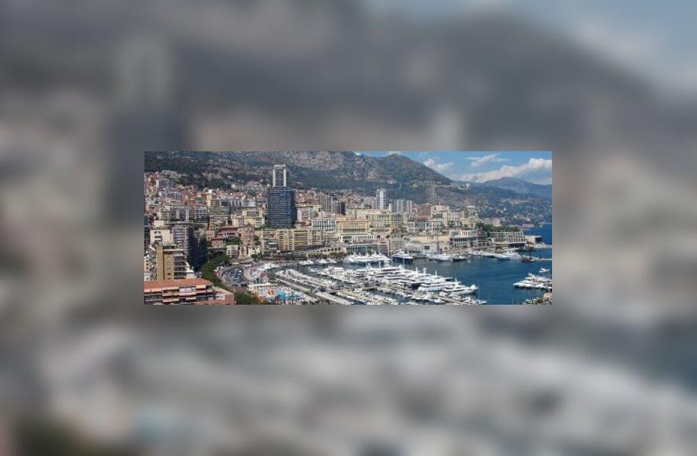 Majanduskriis nurjab Monaco tehispoolsaare kava