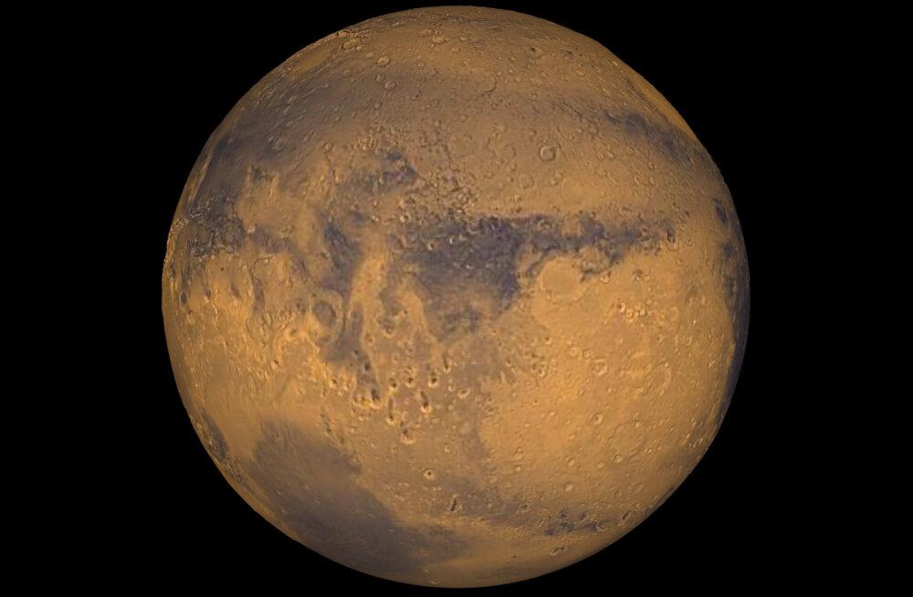 Boeing hakkab võistlema Muskiga Marsile jõudmises