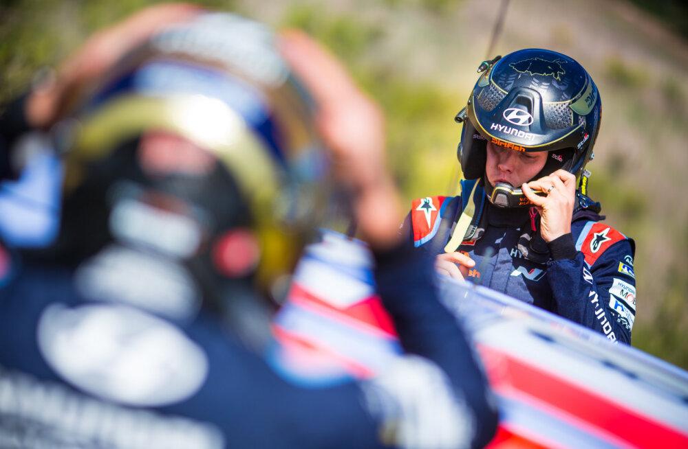 """Ott Tänak läheb Monza rallile suhtumisega """"kõik või mitte midagi"""""""