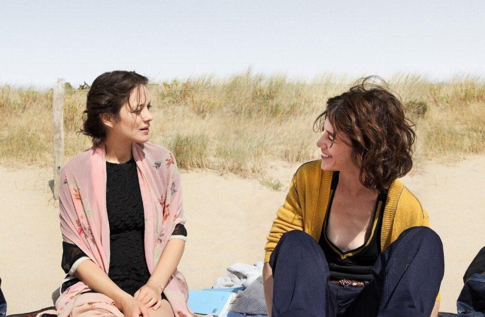 Kas sõbrad või vaenlased? Fotol Marion Cotillard ja Charlotte Gainsbourg (paremal).
