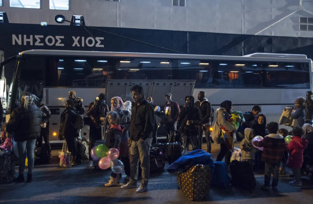 Kreeka saatis väidetavalt 60 000 migranti ebaseaduslikult Türgisse tagasi