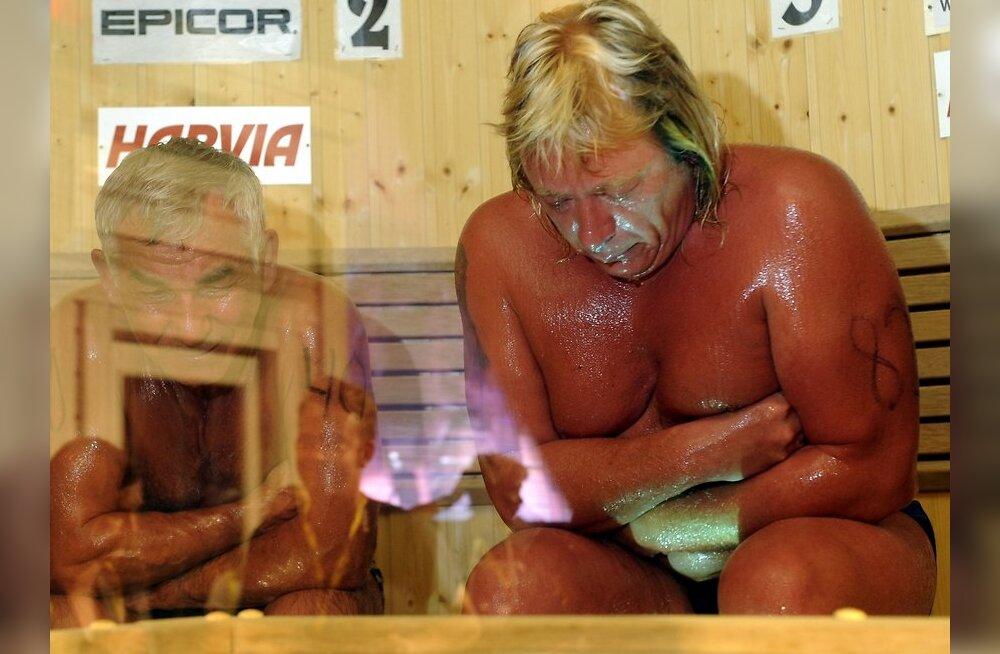 Surmast päästetud Soome leilimeister lamab aparaadi all