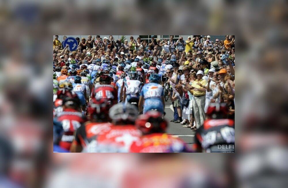 Tour de France, jalgratas