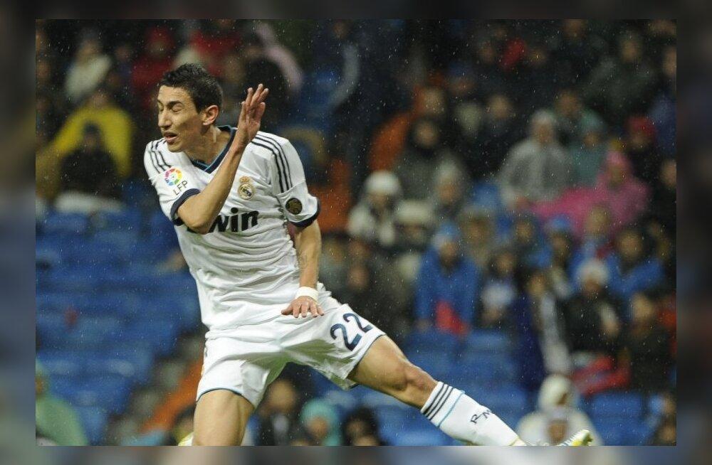 Madridi Real pani staarmängija müüki