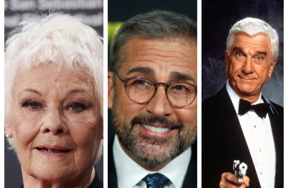 Tähesära pole vaid noortele! 8 näitlejat, kes said maailmakuulsaks alles hilisemas elus