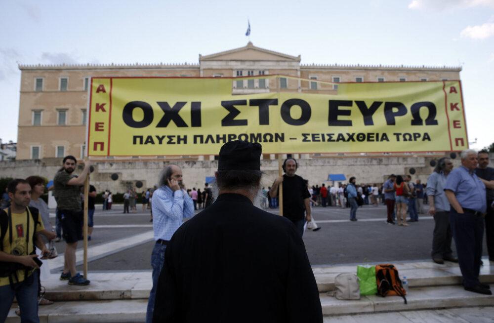 Ekspert: selline võiks olla Kreeka kriisi 5-punktine lahendus