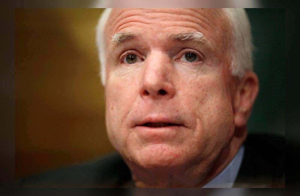 McCain Putinile: kallis Vlad, Araabia kevad tuleb ka sinu juurde
