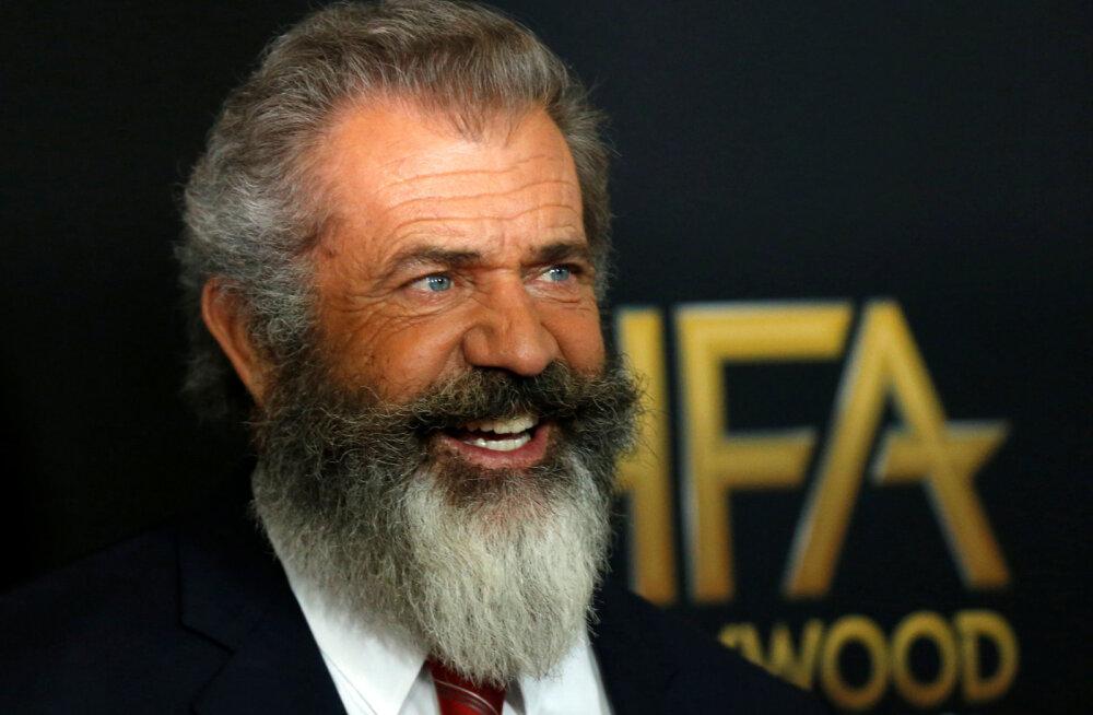 Mel Gibson jäi antisemiitlike süüdistuste tõttu tööst ilma