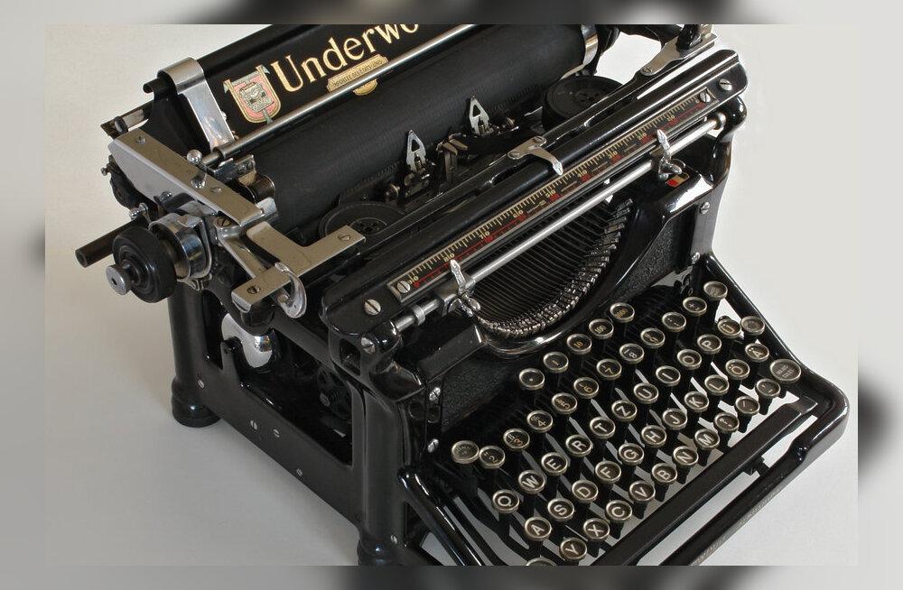 Hirm infolekke ees - Vene presidendi ihukaitse naaseb arvutitelt kirjutusmasinate juurde