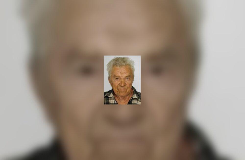 Politsei otsib Lõuna-Eesti haiglast lahkunud 81-aastast Ilmarit