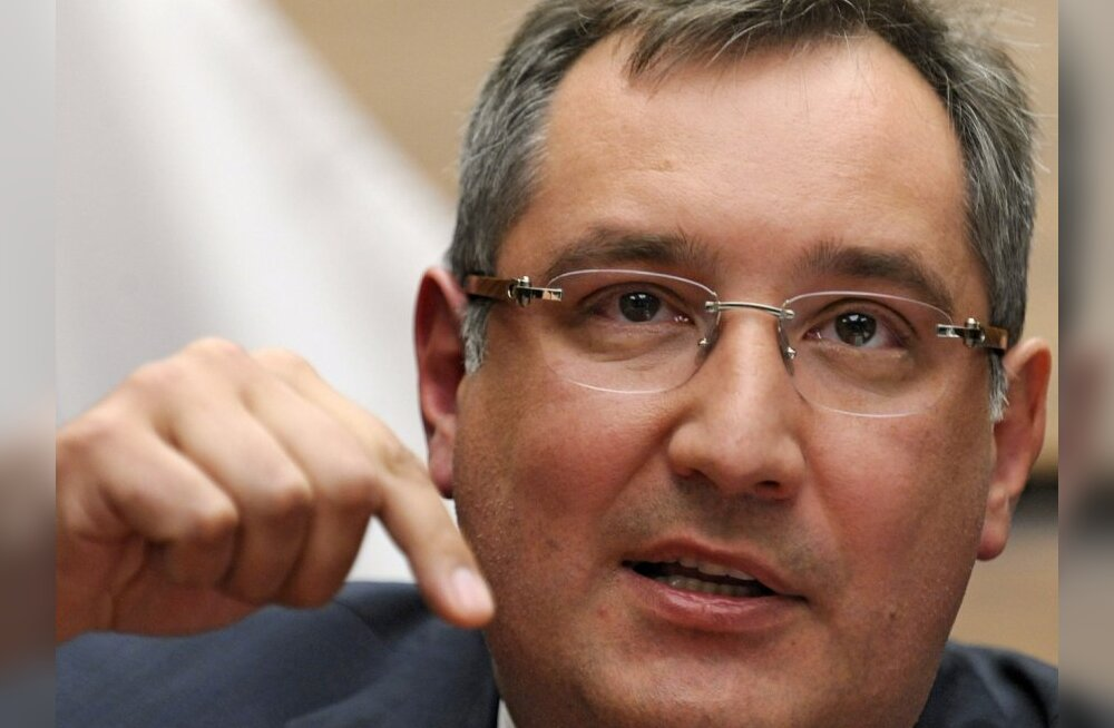 Venemaa alaline esindaja NATO juures Dmitri Rogozin