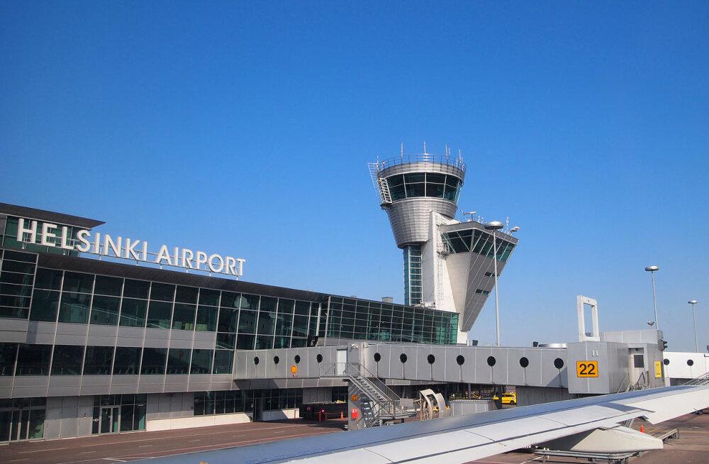 Helsingi-Vantaa lennujaam ehitatakse suuremaks: 20 miljonit reisijat peavad rohkem kõndima