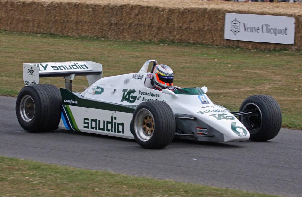 F1 aastal 1982: soomlane Keke Rosberg tuli pöörase hooaja ootamatuks maailmameistriks