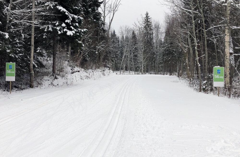 Tartu Maratoni rada 2. veebruaril