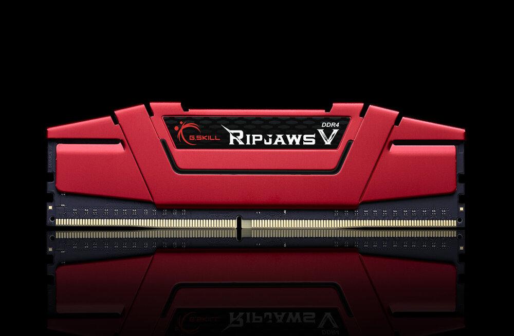Edevale mänguarvutile – 128 GB DDR4 muutmälu, kiirendatud taktsagedusele 3000 MHz