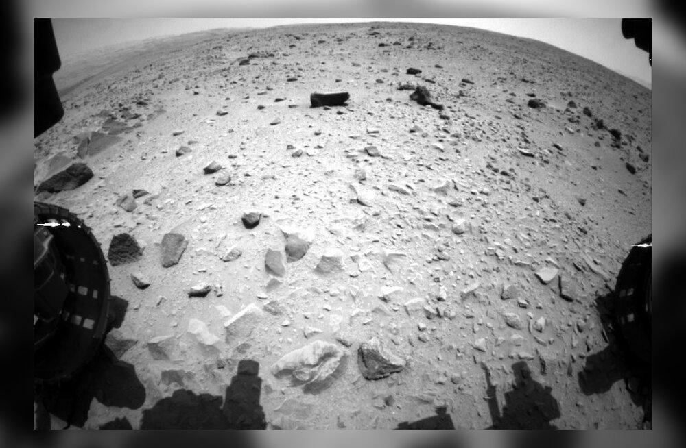 Curiosity altminek: Marsilt metaani, seega ka elu, vist ei leita