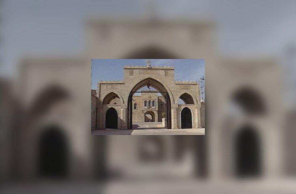 Leidlik munk päästis haruldased raamatud Islamiriigi käest