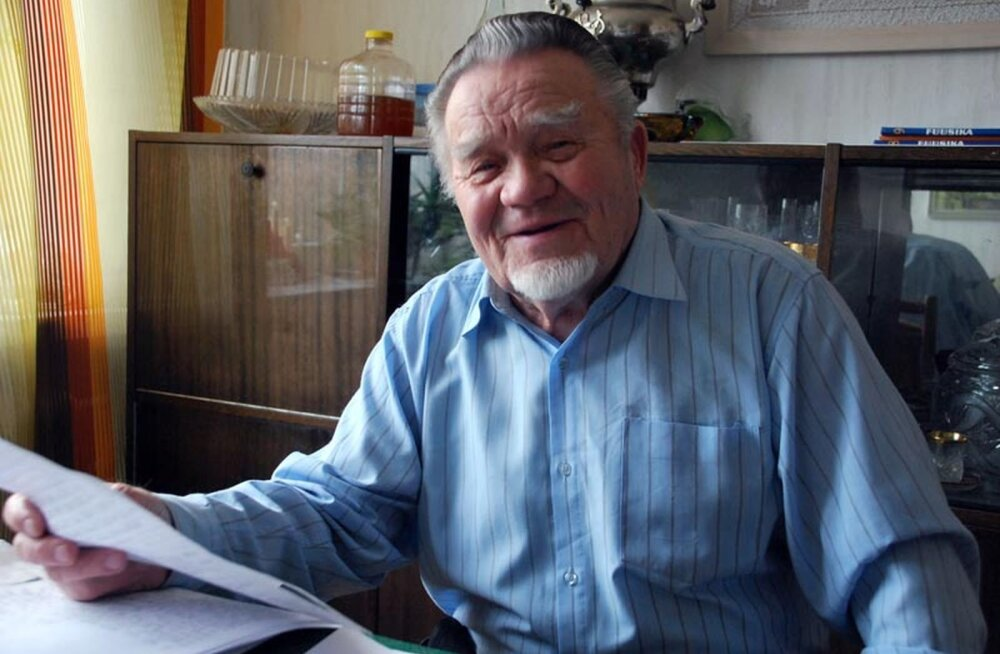 PRESIDENT TUNNUSTAB | Kalamees Hans Soll sai jagu Sindi paisust