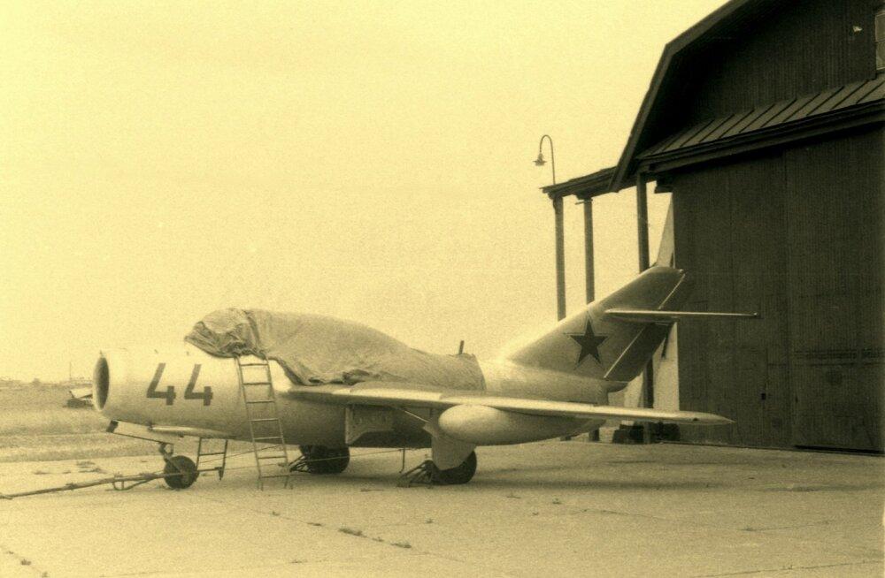 Kui võõrad sõjalennukid startisid Lasnamäelt...