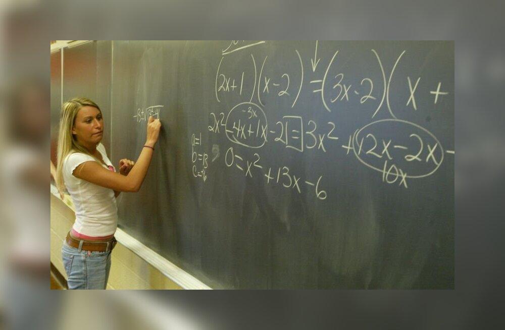 VIDEO: Uuring: Matemaatika on Eesti noorte seas populaarne