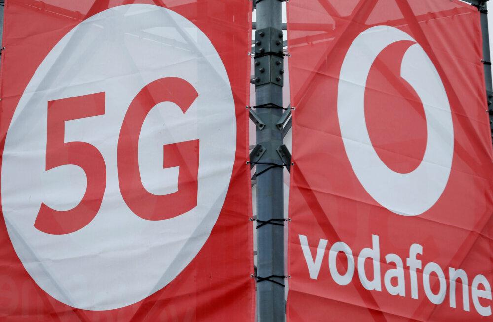 Ühendkuningriigi katsed näitasid: 5G kiirgus on üliväike
