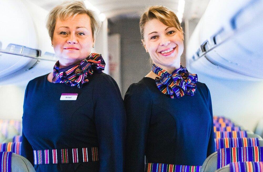 Lendama hakkab esimene Nordic Aviationi oma lennuk koos Eesti meeskonnaga