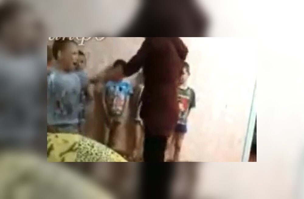 Peksmine Venemaa lastekodus