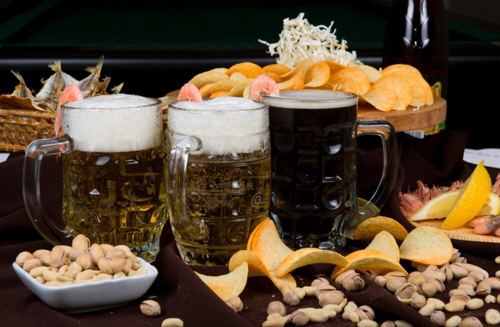 A. Le Coq hakkab tootma täiesti alkoholivaba õlut