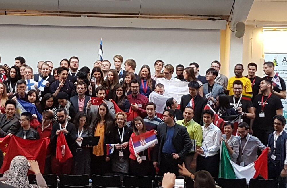 Loomeettevõtete maailmameistrivõistlusel võidutsesid suurte probleemide lahendajad