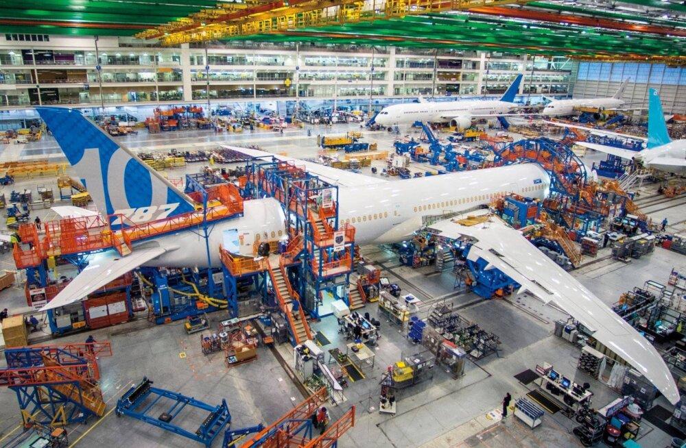 Boeingu probleemidel pole lõppu: lennukitootjat süüdistatakse lohakuses