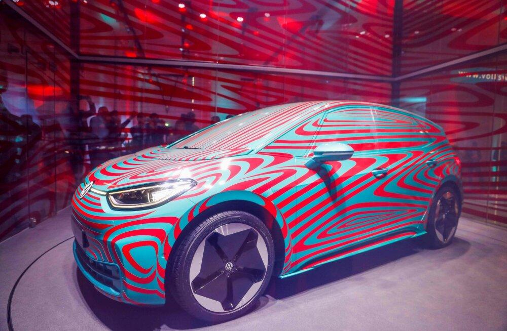 Saksa autotööstus kukkus sügavasse auku