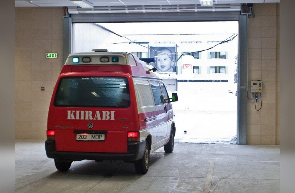 Медицинская помощь в праздничные дни в Таллинне
