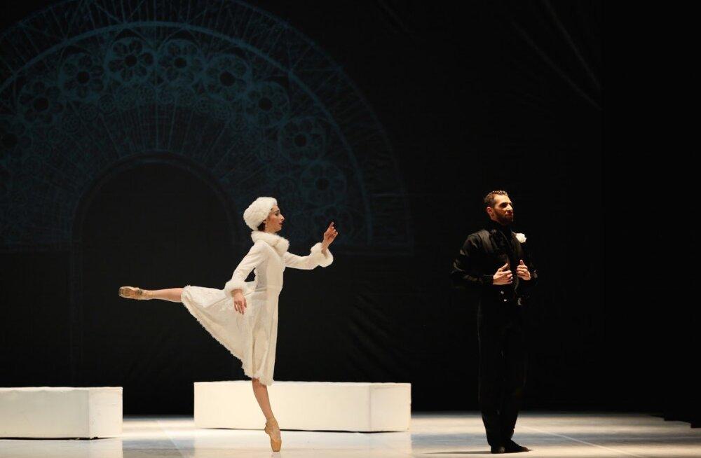 Самые сексуальные балетные постановки онлайн