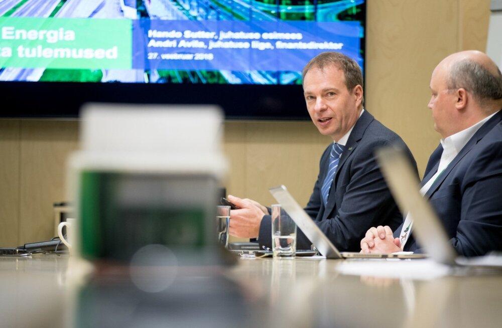 Eesti Energia juhatuse esimehe Hando Sutteri sõnul võib sellel aastal oodata prognoositust krõbedamat elektri hinda.