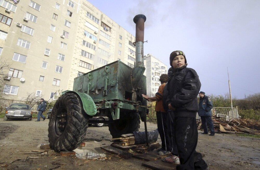 Moskva püüd taastada Krimmi elektriühendus võib võtta aega aastaid