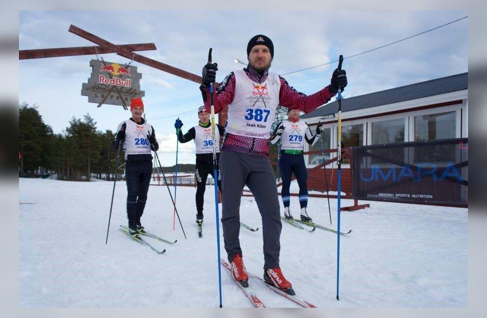 Jaak Kilmi läbis 200-kilomeetrise suusamaratoni: käed olid verised ja villis, aga see käib asja juurde