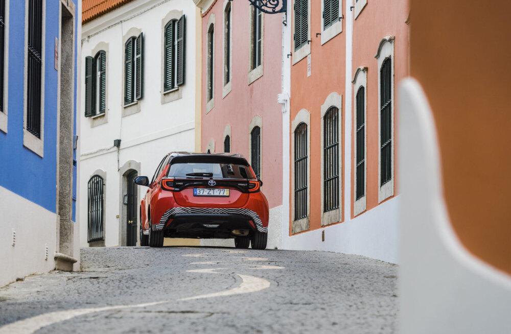 Toyota näitab Genfis uut taskumaasturit, Miraid ja hulka GR-e