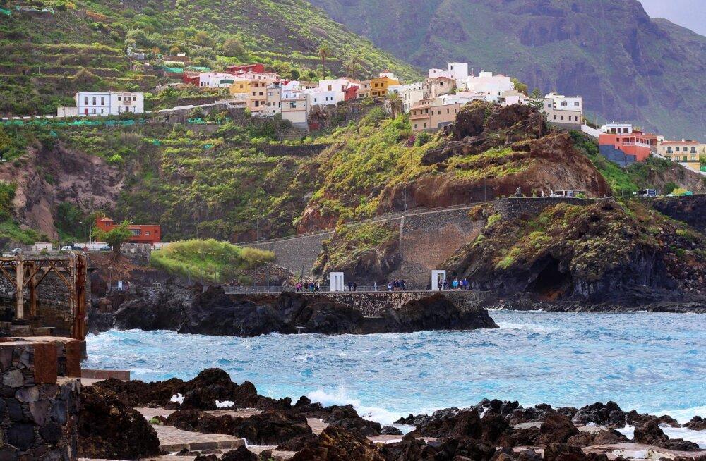 Superpakkumine! Edasi-tagasi lennud Tenerifele alates vaid 137 eurost