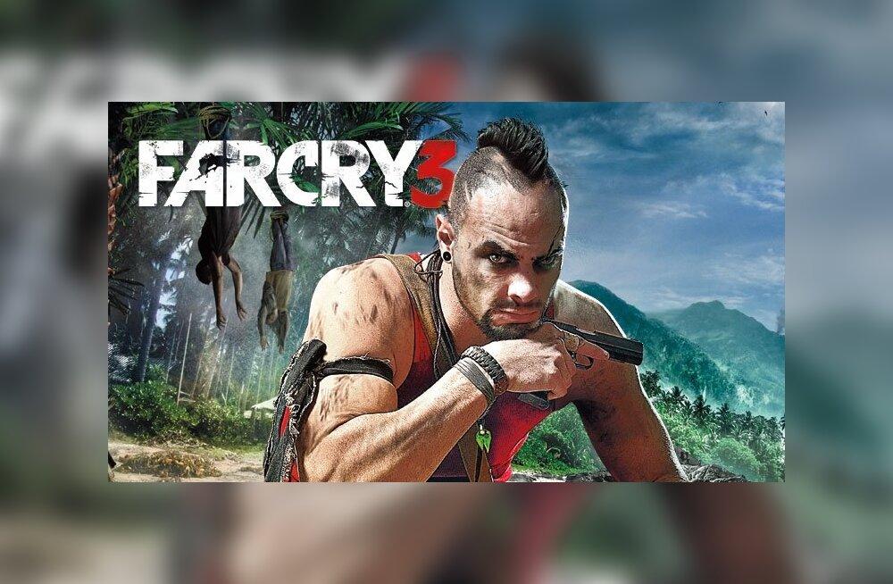"""Mängumaania arvustus: """"Far Cry 3"""""""