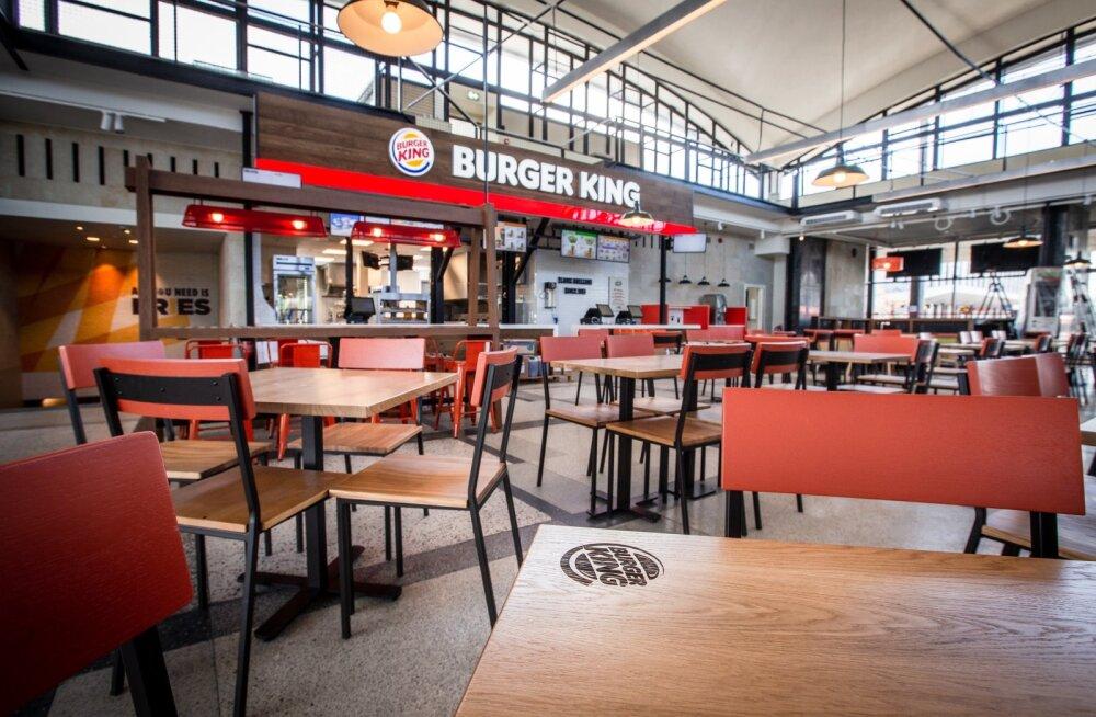 Burger King Tallinnas
