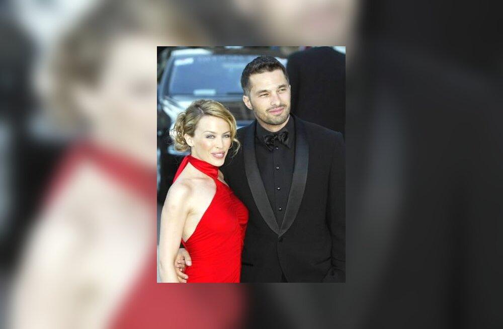 Kylie Minogue ja Olivier Martinez