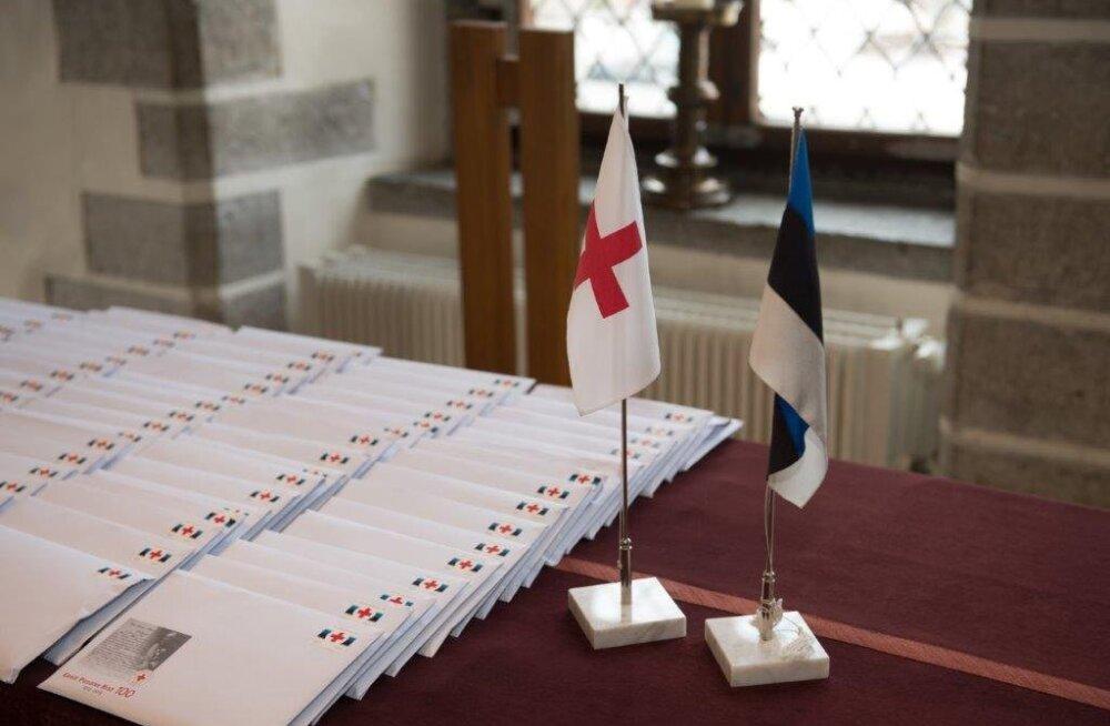 В Международный день Красного Креста в Ратуше поблагодарили помощников организации