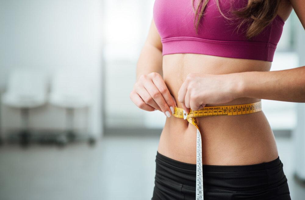 Signessa Kalmus: kehakaalu langetamine toob kaasa omad ohud
