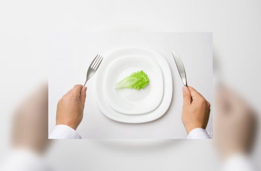 Toitumishäired kimbutavad üha rohkem ka keskealisi