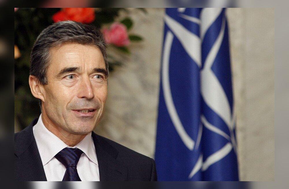 Глава НАТО: вступив в НАТО, Балтийские страны укрепили и альянс