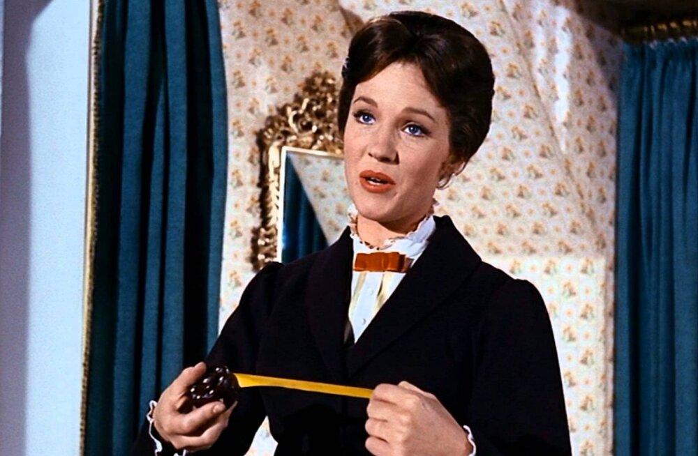 """""""Mary Poppinsi"""" autor hakkas Disney kinoversiooni nähes vihast nutma, sest jälestas seda kogu südamest"""