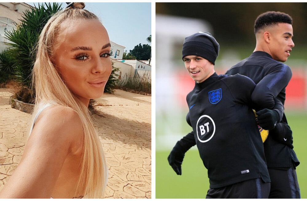 Inglise koondise hotellis Manchester City staariga hullanud 19-aastane islandlanna: isa ja vend ütlesid, et ma magasin vaenlasega, sest nad on Arsenali fännid
