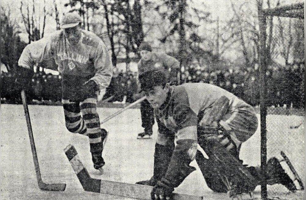 Tallinna Dünamo vs Moskva Spartak