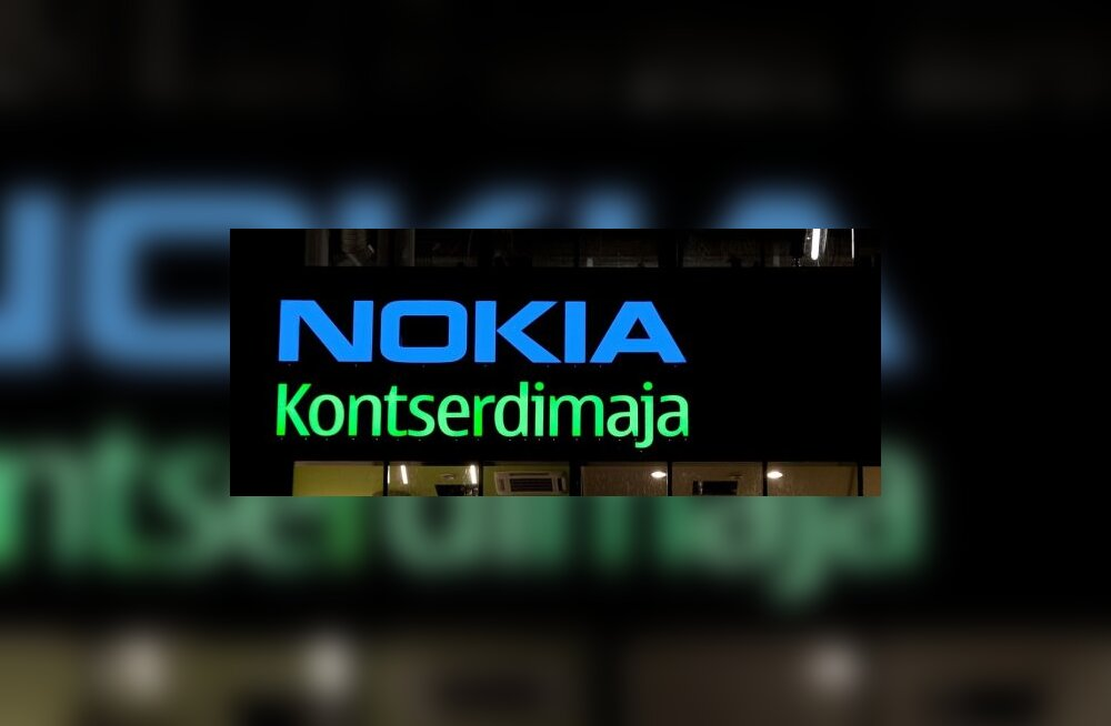 Mitu miljonit Nokia oma kontserdimaja eest maksab?
